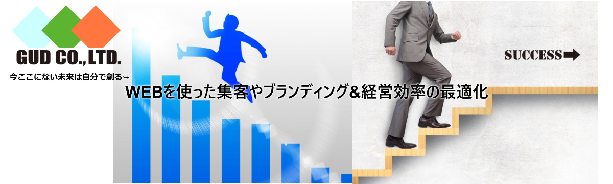 大阪門真のWEB集客提案&経営効率の最適化 株式会社GUD