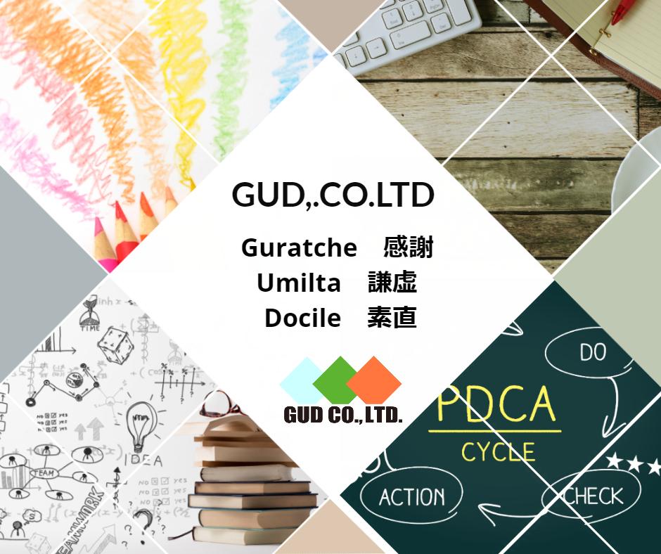 大阪門真市、守口市の経営コンサルタント 株式会社GUD
