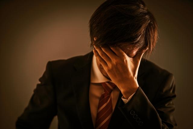 アフィリエイト ブログ 挫折